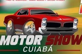 CUIABÁ RECEBE ENCONTRO DE CARROS ANTIGOS